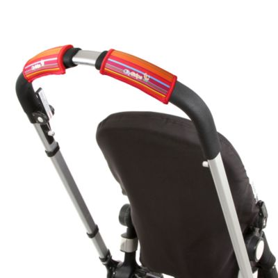 CityGrips Single Handlebar Stroller Grip Covers in Multi-Colored