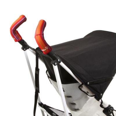 CityGrips Double Handlebar Stroller Grip Covers in Multi-Colored