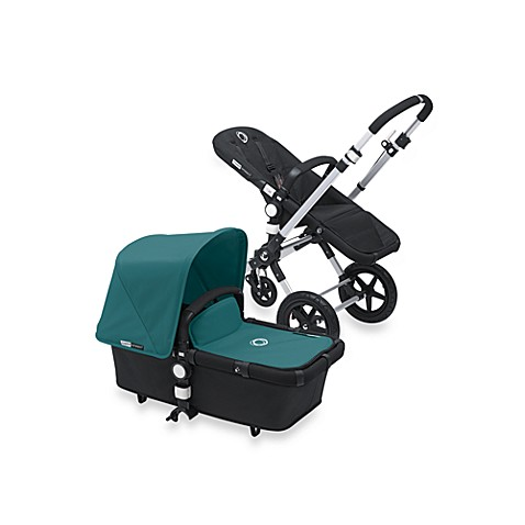 Bugaboo Cameleon3 Fabric Set in Petrol Blue