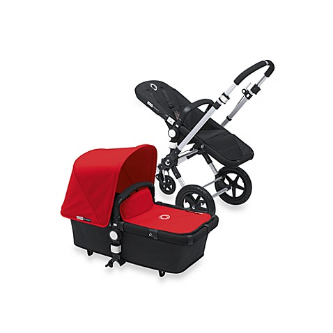 Bugaboo Cameleon3 Fabric Set in Red