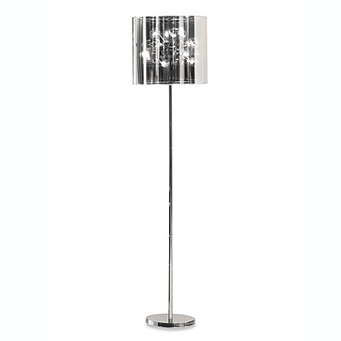 Zuo® Accents Quasar 12-Light Chrome Floor Lamp