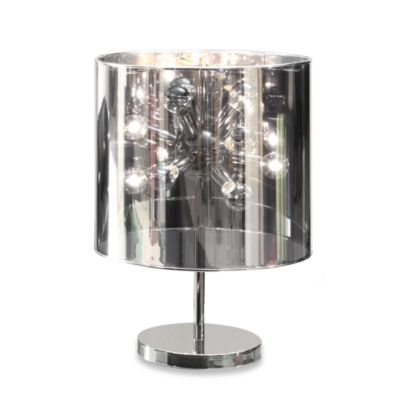Zuo® Accents Supernova 12-Light Chrome Table Lamp