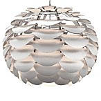 Zuo® Accents Tachyon 1-Light Aluminum Ceiling Lamp