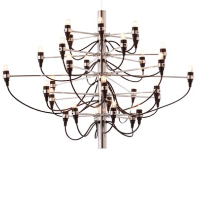 Zuo® Accents Braydon 30-Light Chrome Ceiling Lamp