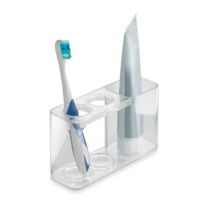 InterDesign® Rain Toothbrush Organizer