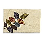 Croscill Mosaic Leaves Bath Rug