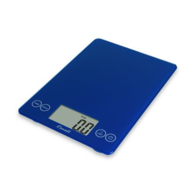 Escali® Arti 15 lb. Multipurpose Digital Food Scale in Peacock
