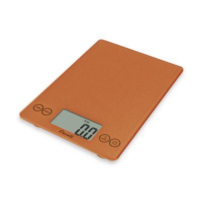 Escali® Arti 15 lb. Multipurpose Digital Food Scale in Cinnamon