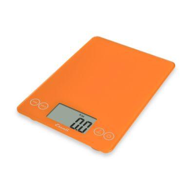 Escali® Arti 15 lb. Multipurpose Digital Food Scale in Orange