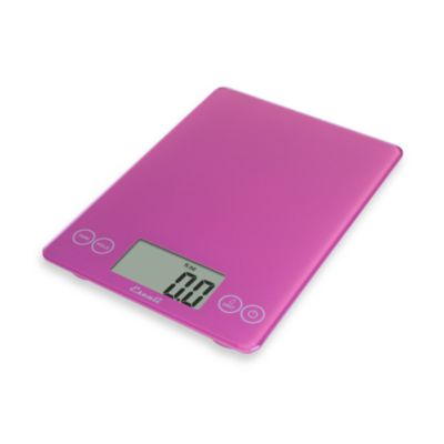 Escali® Arti 15 lb. Multipurpose Digital Food Scale in Pink