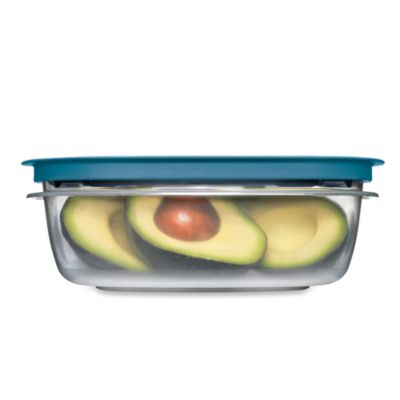 Rubbermaid® 9 Cup Flex & Seal™ Food Storage Container with Easy Find Lid