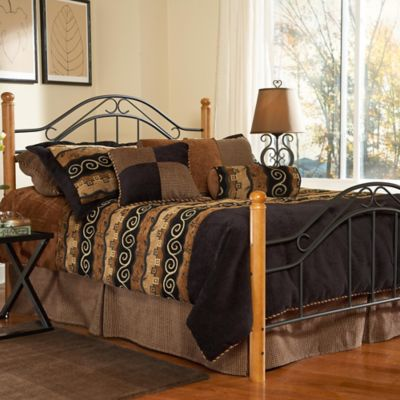 Hillsdale Winsloh Twin Headboard with Post Kit and Rails