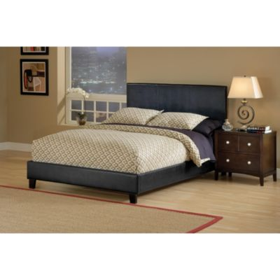 Hillsdale Furniture Harbortown Bed Set with Side Rails - Queen