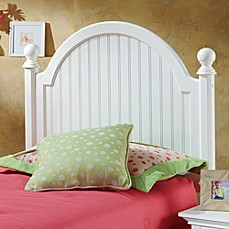 Hillsdale Westfield Wood Headboard with Post Kit and Rails