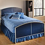 Hillsdale Universal Duo Panel Bed Set with Rails