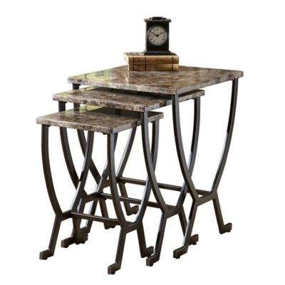 Hillsdale Furniture Monaco Nesting Tables