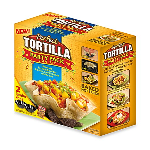 Perfect Tortilla Party Pack Pan Set