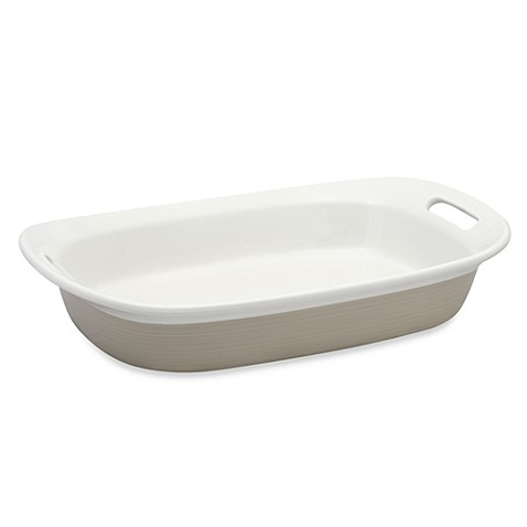 CorningWare® Etch™ 3-Quart Dish in Sand