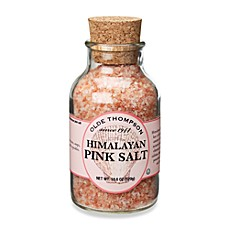 Olde Thompson Himalayan Grinding Salt 18.6 oz in Pink