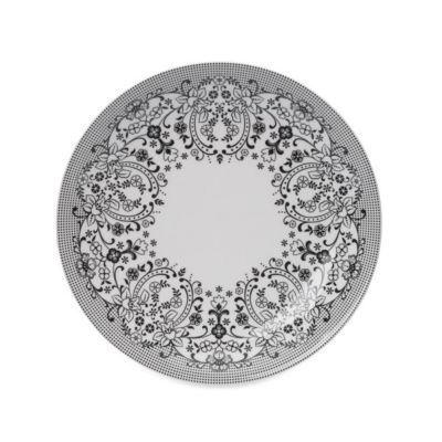 Oleg Cassini Ava 12-Inch Round Platter