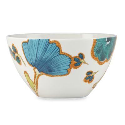 Lenox® Floral Fusion Blue 24-Ounce All-Purpose Bowl
