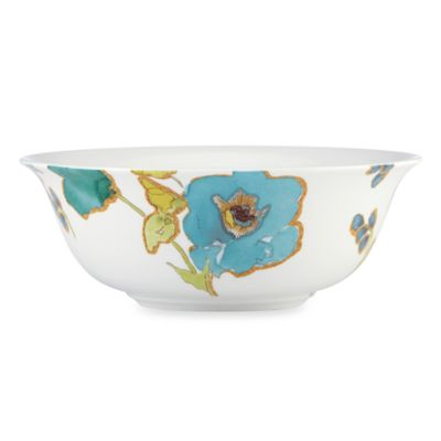 Lenox® Floral Fusion Blue 64-Ounce Serving Bowl