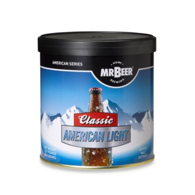 MR. BEER® Classic American Light Refill Brew Pack