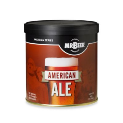 MR. BEER® American Ale Refill Brew Pack