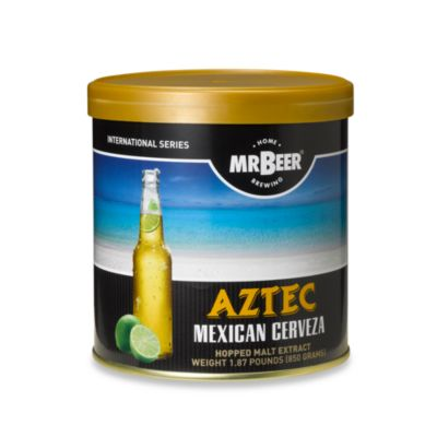 MR. BEER® Aztec Mexican Cerveza Refill Brew Pack