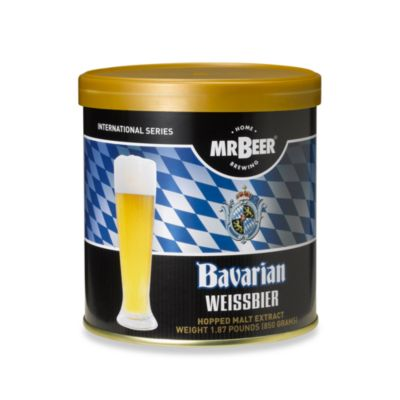 MR. BEER® Bavarian Weissbier Refill Brew Pack