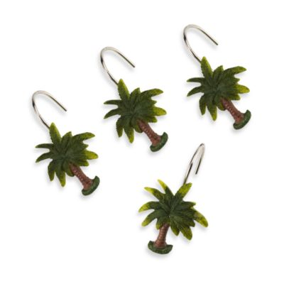 Croscill® Fiji II Shower Curtain Hooks