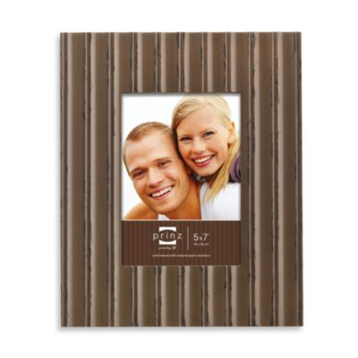 "5"" x 7 Prinz Wood Photo"