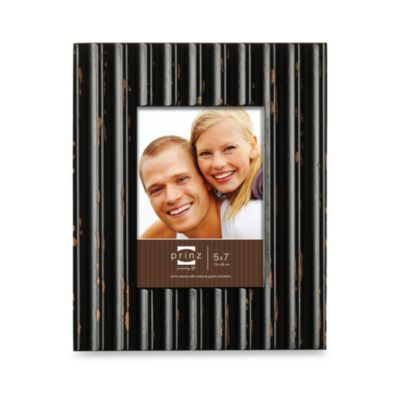 Prinz 5 inches Black Wood Frame