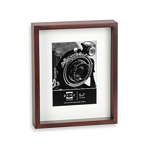 Prinz® Parsons Espresso 8-Inch x 10-Inch Wood Picture Frame