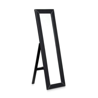 Baxton Studio McLean Mirror with Stand