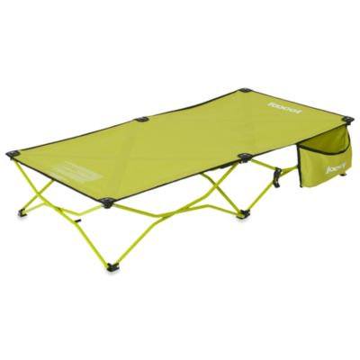 Green Portable Bedding