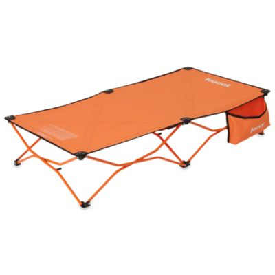 Joovy Foocot Portable Child Cot in Orange