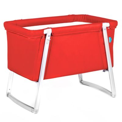 babyhome® Red Dream Cot