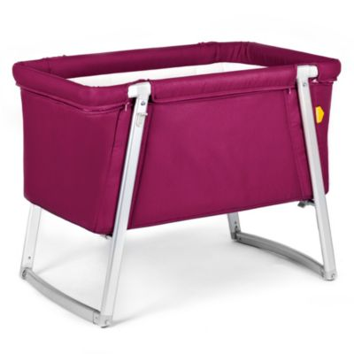babyhome® Dream Cot in Purple