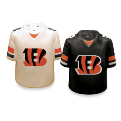 NFL Cincinnati Bengals Gameday Salt and Pepper Shakers