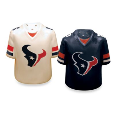 NFL Houston Texans Gameday Salt and Pepper Shakers