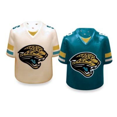 Jacksonville Jaguars Gameday Salt & Pepper Shakers