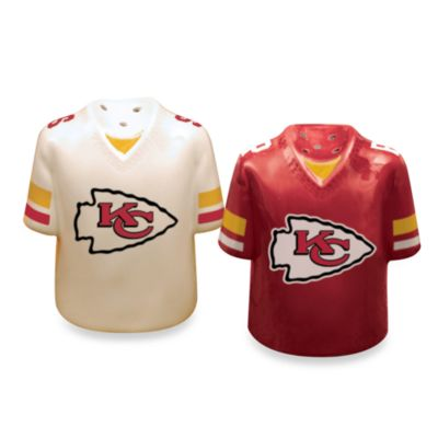 Kansas City Chiefs Gameday Salt & Pepper Shakers