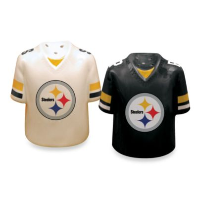 NFL Pittsburgh Steelers Gameday Salt and Pepper Shakers