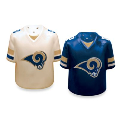 NFL St. Louis Rams Gameday Salt and Pepper Shakers