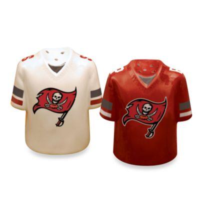 NFL Tampa Bay Buccaneers Gameday Salt and Pepper Shakers