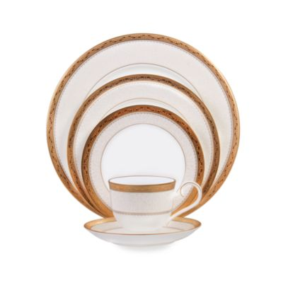 Odessa Gold 5-Piece Place Setting