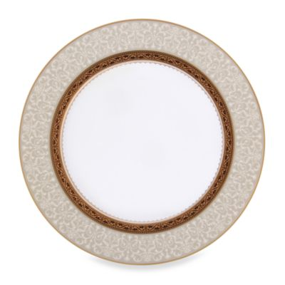 Noritake® Odessa Gold 9-Inch Accent Plate