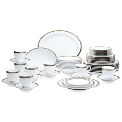 Platinum Sets Dinnerware