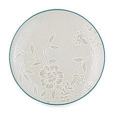Noritake® Colorwave Bloom Coupe Salad Plate in Turquoise